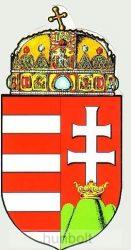 Címeres hűtőmágnes