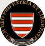 Magyar Nemzeti Gárda hűtőmágnes  (10X10 cm)