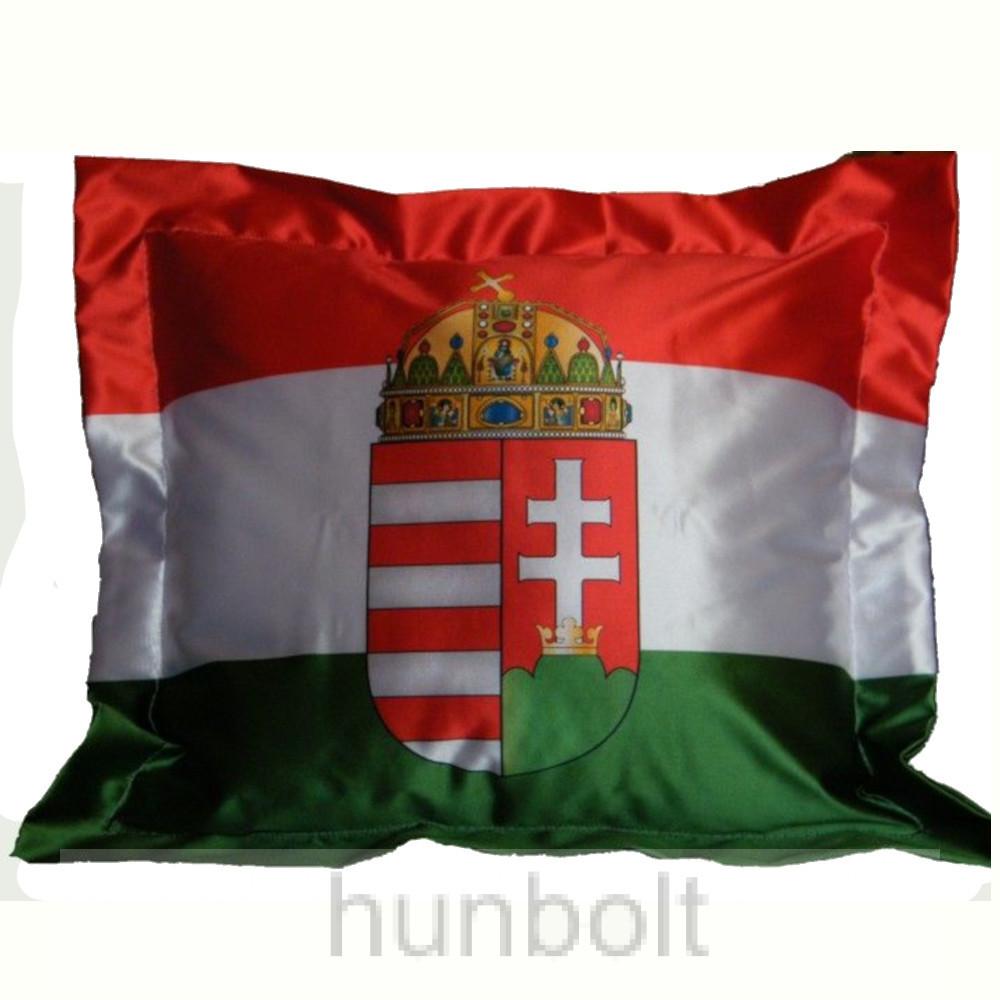 Nemzeti színű párna címeres e78f38858b