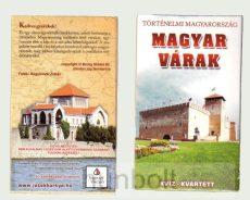 Magyar várak kártya
