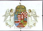 Üveglapos falikép, angyalos 21X30 cm