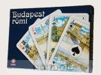 Budapest römi kártya