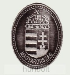 Ón címer hűtőmágnes (6X4,5 cm)