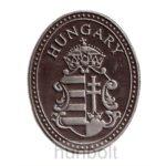 Ón Kossuth címer hűtőmágnes (6X4,5 cm)