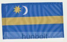 Kétoldalas Székely zászló II