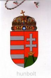 Fóliázott címer A/4