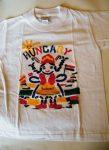 Lányka bohóc póló több méretben