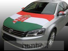 Gépháztető huzat- címeres S méret (kisebb autóra való)