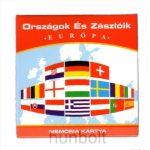 Memória kártya, Országok és zászlók