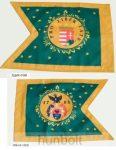 Kétoldalas Rákóczi zászló