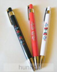 Kalocsai mintás toll