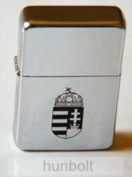Gravírozott címeres benzines öngyújtó