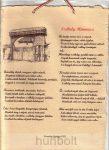 Merített Székely Himnusz kapu A/4