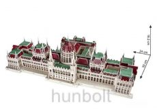 3 D puzzle- Magyar Parlament (Országház) 242db
