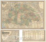 Magyarság összetartozásának térképe íves 70x100 cm