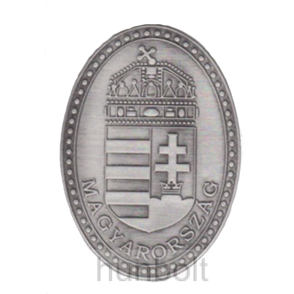 Címer ón matrica (30x40 mm) - Magyaros termékek b9bd9b2561
