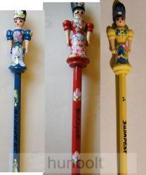 Budapest feliratú páros ceruza