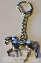 Ló kulcstartó 3,5x2,5 cm