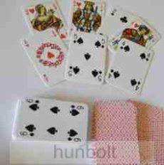 Mini römi kártya (3,5X5,5cm)