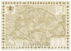 Antik Szent Korona 96x68 cm