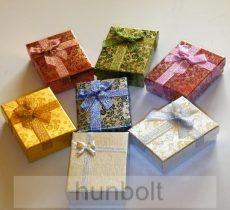 Masnis doboz különböző színben