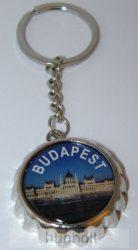 Budapest-Országház sörbontó kulcstartó