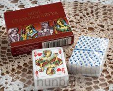 Mini Francia kártya, 2 pakli