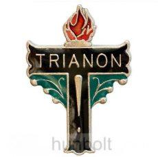 Trianon kereszt jelvény (18x26 mm)