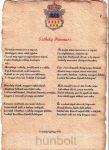 Merített Székely Himnusz A/4