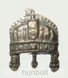 Szent korona jelvény (16x20 mm)