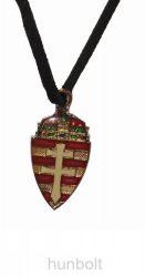 Címeres kettőskeresztes (25 mm) nyaklánc