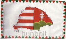 4a8c4b0324 Farkasfogas osztott Nagy-Magyarországos zászló - Magyaros termékek