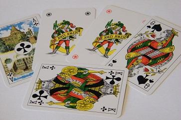 Kártya lapok