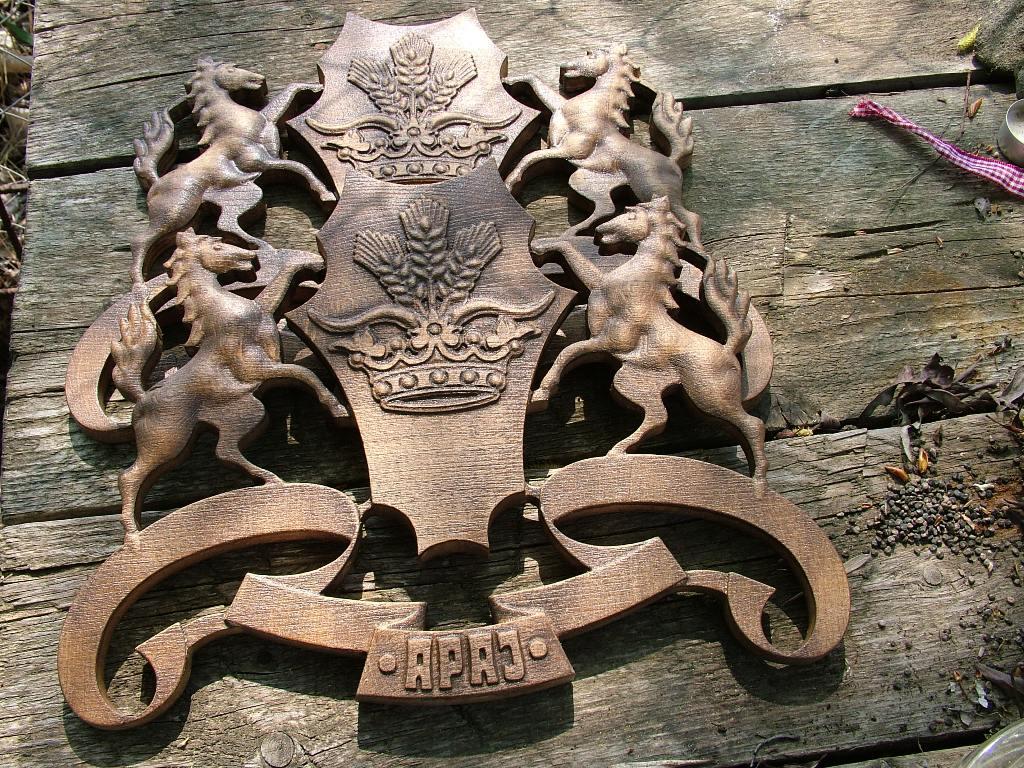 Faragott Apaj címer 2