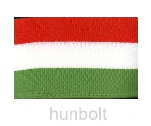 Széles nemzeti színű szalag 70 mm széles