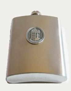 Rozsdamentes flaska ón Gyula matricával 270ml