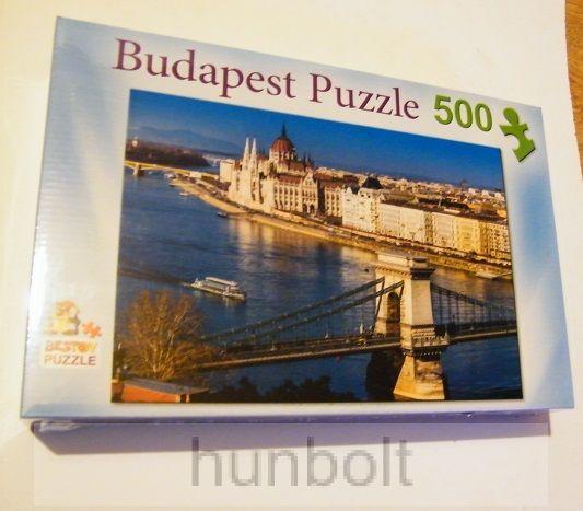 Budapest puzzle 500 db, 47x33 cm