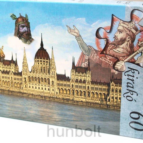 Budapest Országház puzzle 60 db