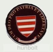 Magyar Nemzeti Gárda jelvény (3,5X3,5 cm)