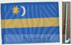 autós székely zászló