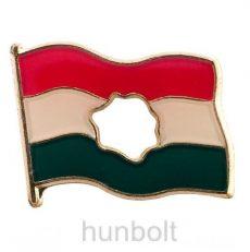 Lyukas zászló jelvény 17 mm