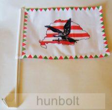 autós árpádsávos zászló