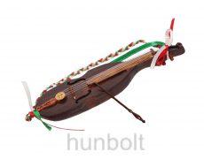 Ütőgardon, fából készült miniatűr népi hangszer