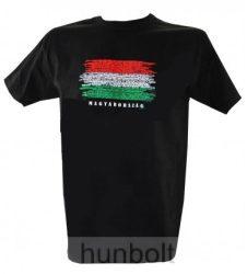 Magyarország zászlós póló XL méret