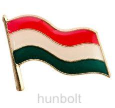Magyar zászló (22 mm) kitűző