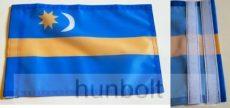 Székely zászló hajóra tépőzárral  (20X30 cm)