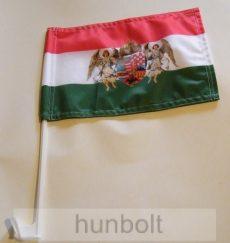 autós nemzeti zászló