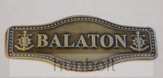 Pocakos Balaton ón matrica