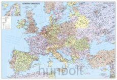 Európa országai 125x90 cm