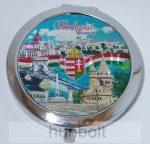Budapest címeres tükör